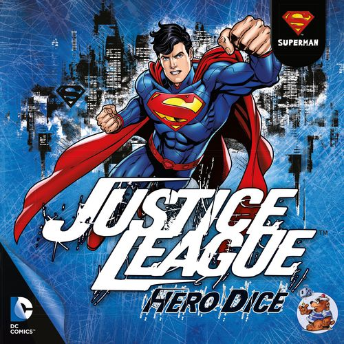 Justice League Hero Dice – Heidelberger – 2015