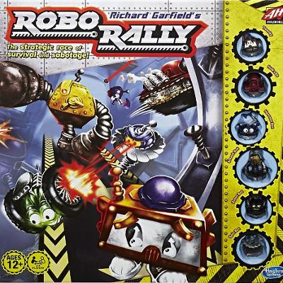 Robo Rally – Hasbro – 2017