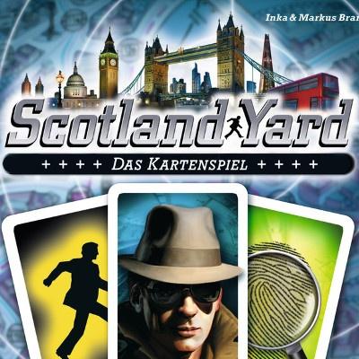 Scotland Yard Kartenspiel – Ravensburger – 2017