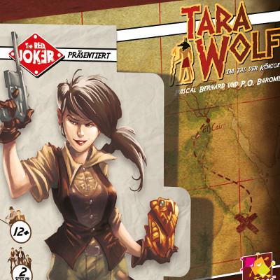 Tara Wolf – Asmodee – 2017