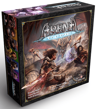 Kickstarter – Arena: The Contest – Preview