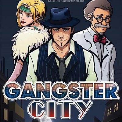 Gangster City – Huch! – 2018