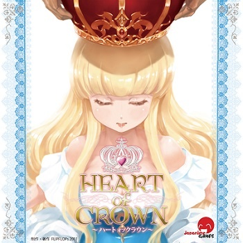 Heart of Crown – Japanime Games – 2017