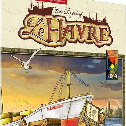 Le Havre – Lookout Games – 2017