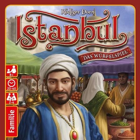 Istanbul das Würfelspiel – Pegasus 2017