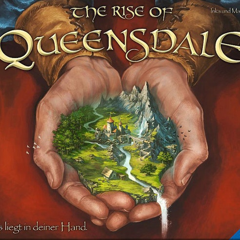 Vorschau – The Rise of Queensdale – Alea