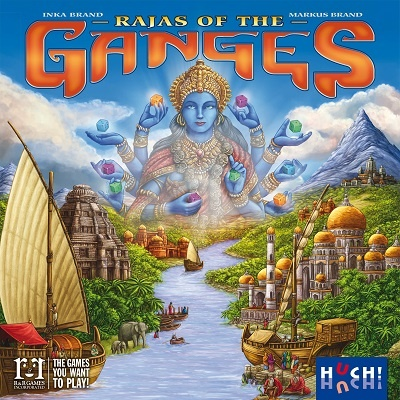 Rajas of the Ganges – Huch! – 2017