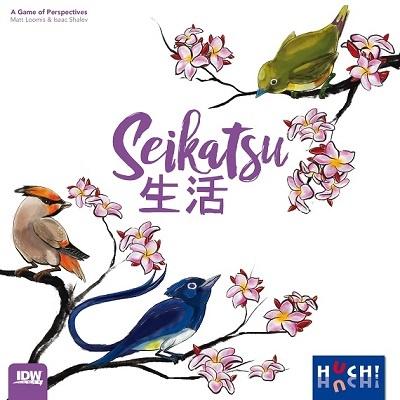 Seikatsu – Huch! – 2018