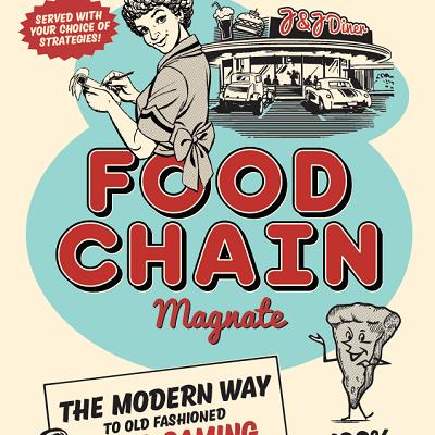 Food Chain Magnate – Splotter Spellen – 2015