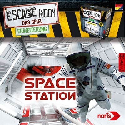 Escape Room: Space Station – Noris – 2017