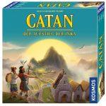 Catan – Aufstieg der Inka – Pressemitteilung und Interview mit Klaus und Benjamin Teuber