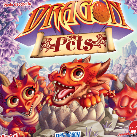 Dragon Pets – Japanime Games – 2016