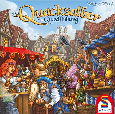 Quacksalber von Quedlinburg – Schmidt Spiele – 2018