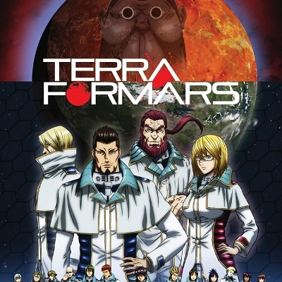 Rezension – Terra Formars – Japanime Games – 2016