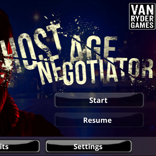 Hostage Negotiator – iOS – Peter Kossits