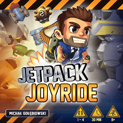 Jetpack Joyride – Lucky Duck Games – 2018
