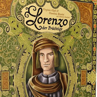 Lorenzo der Prächtige – Asmodee – 2017