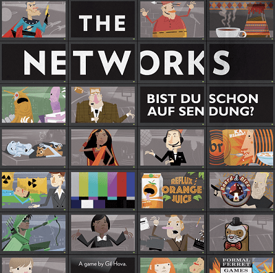 The Networks – Board & Dice – 2017