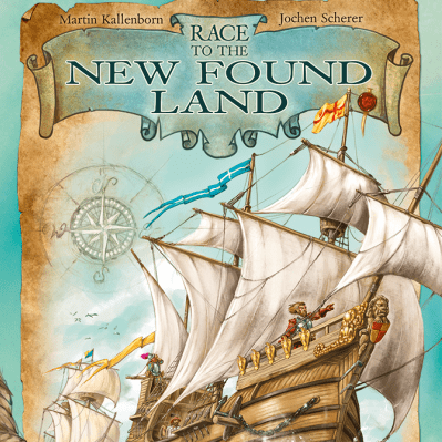 Race to the new found Land – Hans im Glück – 2018