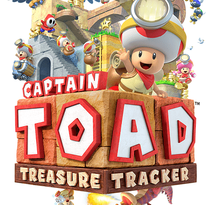 Captain Toad Treasure Tracker – Nintendo Switch – 2018