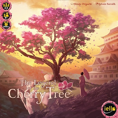 The Legend of the Cherry Tree – Iello – 2018