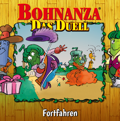 Bohnanza das Duell – iOS – Digidiced