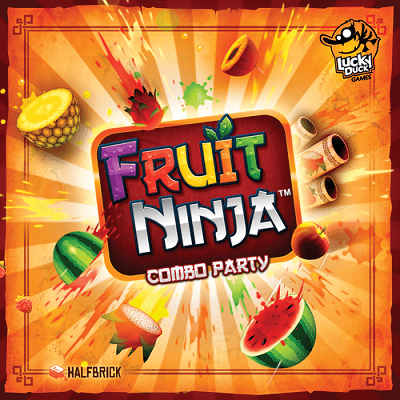 Fruit Ninja: Combo Party – Lucky Duck Games – 2018
