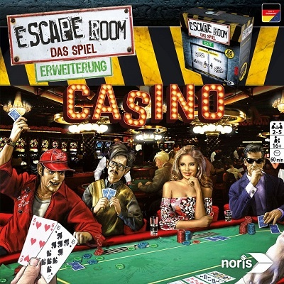 Escape Room: Casino – Noris – 2017