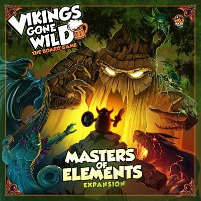 Masters of Elements (Erweiterung) – Lucky Duck Games – 2018