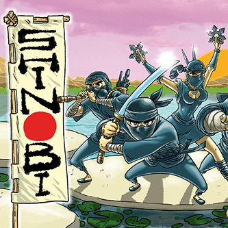 Shinobi – Japanime Games – 2017