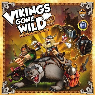 Vikings gone Wild – Lucky Duck Games – 2016