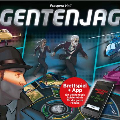 Agentenjagd – Schmidt Spiele – 2018