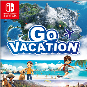 Go Vacation – Switch – Nintendo – 2018
