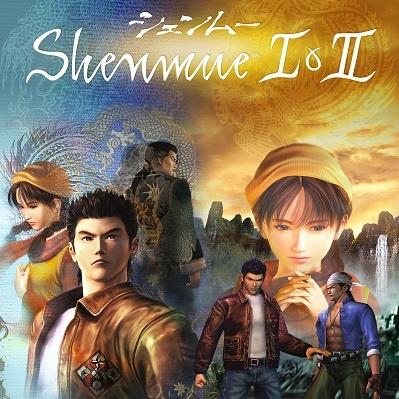 Shenmue I & II – PS4 – SEGA