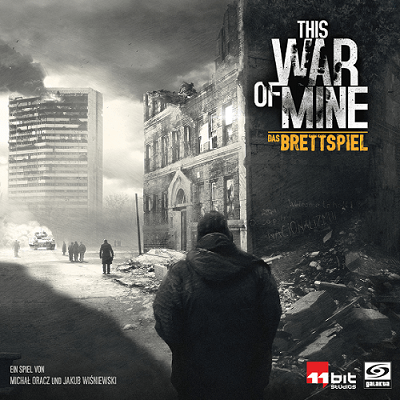 This War of Mine – Asmodee – 2018