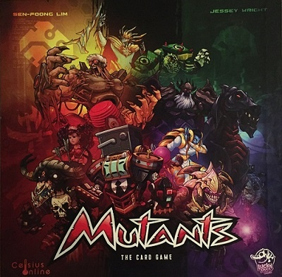 Mutants – Lucky Duck Games – 2018
