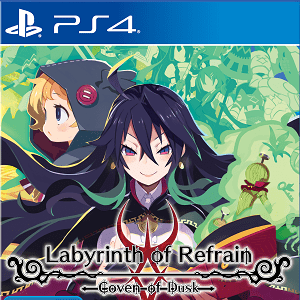 Labyrinth of Refrain: Coven of Dusk – PS4 / Switch – NIS America – 2018