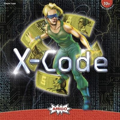 X-Code – Amigo – 2018
