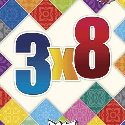 3 x 8 – Amigo Spiele – 2018
