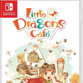Little Dragons Café – Switch – Rising Star Games