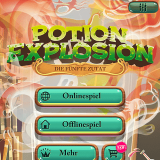 Potion Explosion – iOS – Asmodee Digital
