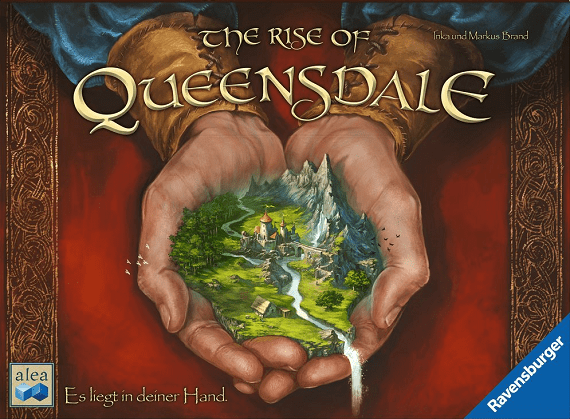 The Rise of Queensdale – Alea – 2018