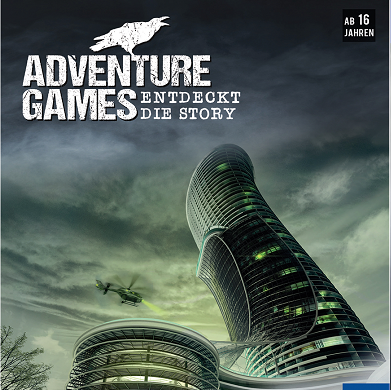 Pressemitteilung – Adventure Games – Komsos Verlag