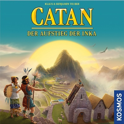 Catan Aufstieg der Inka – Kosmos – 2018