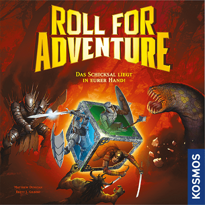 Roll for Adventure – Kosmos – 2018