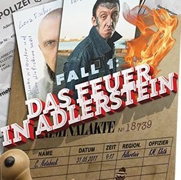 Detective Stories – Das Feuer in Adlerstein – iDVenture 2018