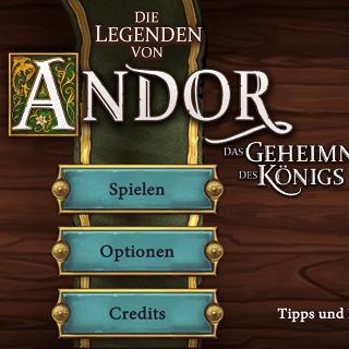 Die Legenden von Andor – iOS/Android – USM