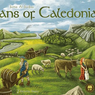 Clans of Caledonia – Karma Games – 2017