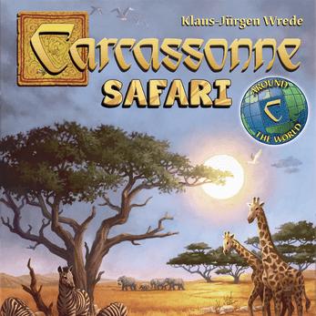 Carcassonne Safari – Hans im Glück – 2018