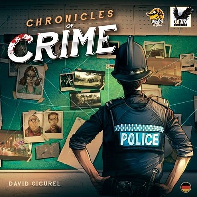 Chronicles of Crime – Corax Games – 2018